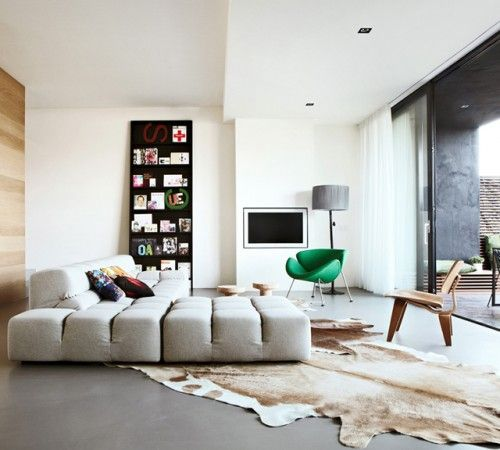 lovely: Decor, Tufti Time, Modern Living Rooms, Open Spaces, Chairs, Patricia Urquiola, Interiors Design, Sofas Beds, Rugs