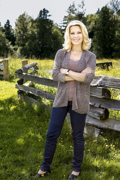 Everything´s ready for the premiere of Debbie Macomber´s Cedar Cove on Hallmark July 20th