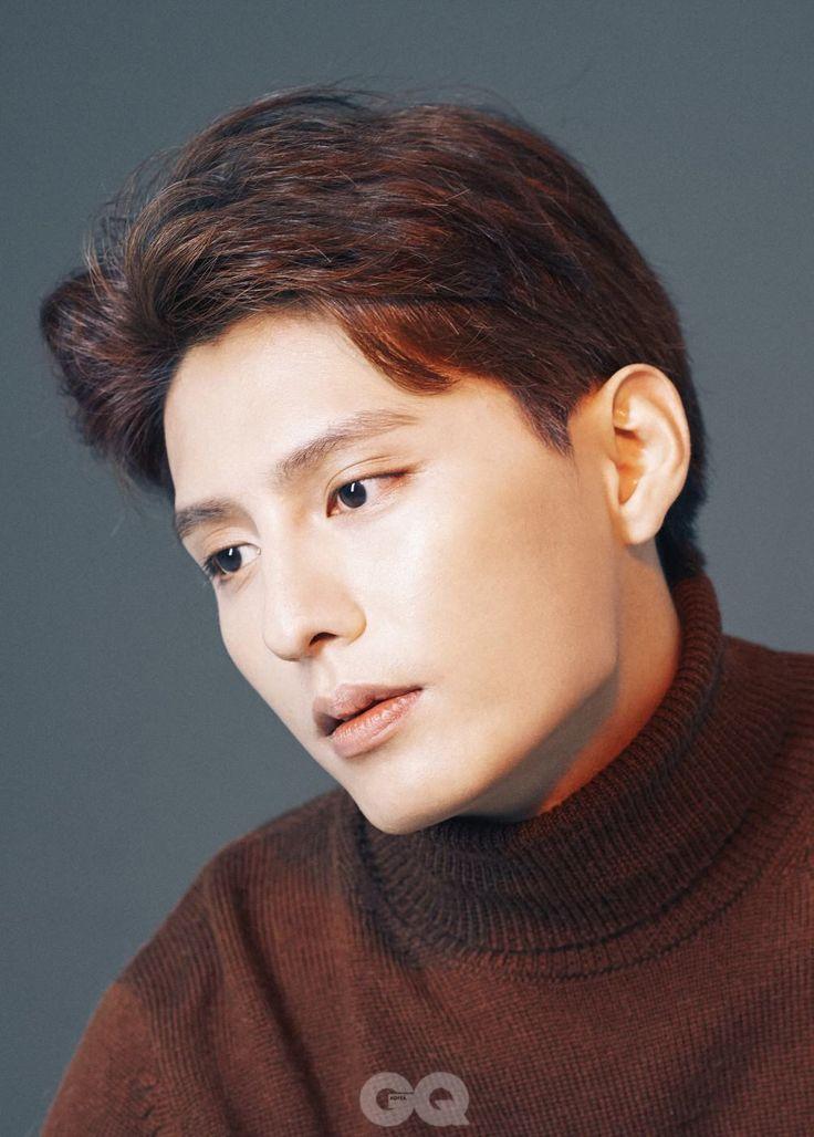 Do Ji Han - GQ Magazine January Issue '17