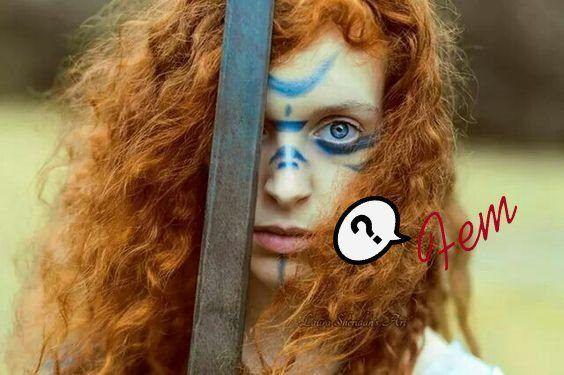 La leyenda de las mujeres celtas
