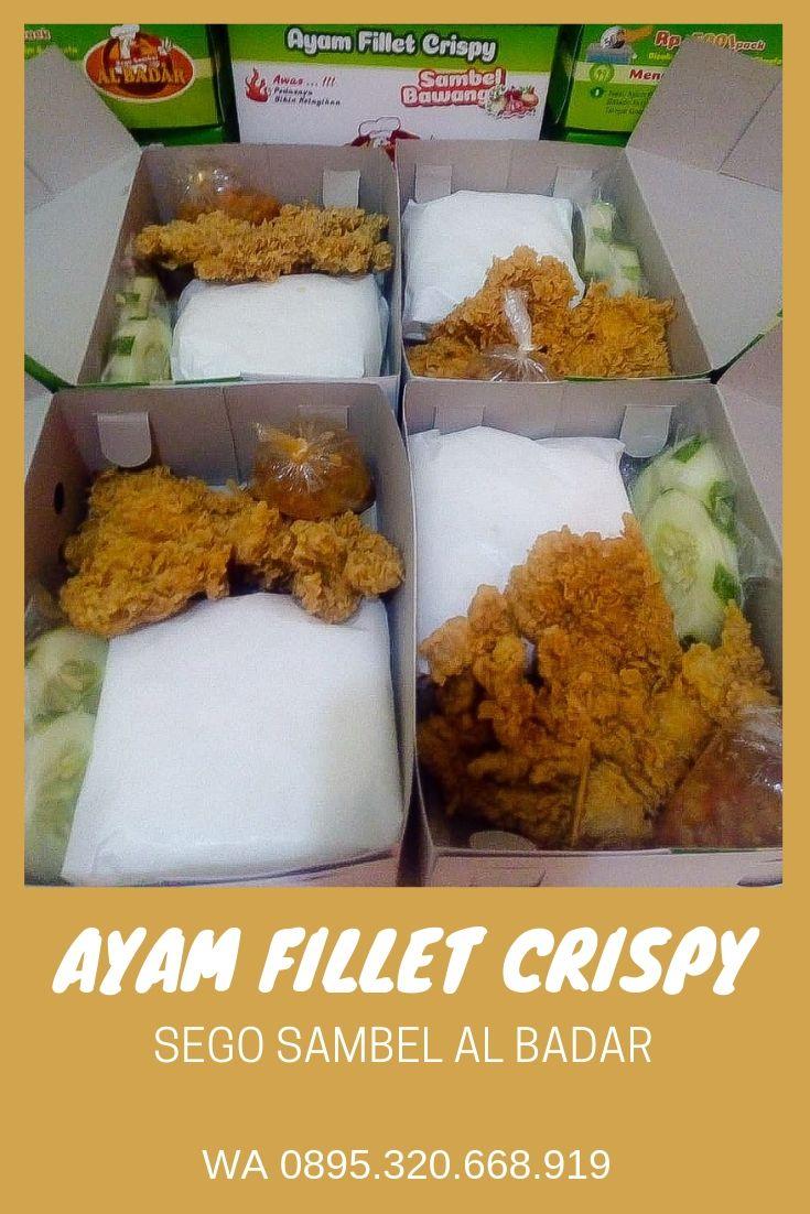 Sego Sambel Al Badar Menerima Pemesanan Catering Nasi Kotak Nasi