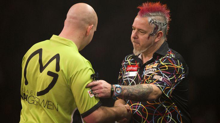 PDC World Darts Championship: Michael van Gerwen beats Peter Wright 7-4 to win world title | Darts News | ESPN.co.uk
