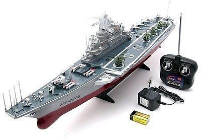 Adult kid Remote control boat ship 76cm rc radio control Aircraft Carrier #radiocontrolledboats