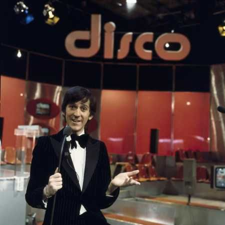 """Aus dem """"Westfernsehen"""", ich erinnere mich noch an die riesen Buchstaben, und seinen Spruch! Ilja Richter, disco. """"Licht aus, Spot an!"""""""