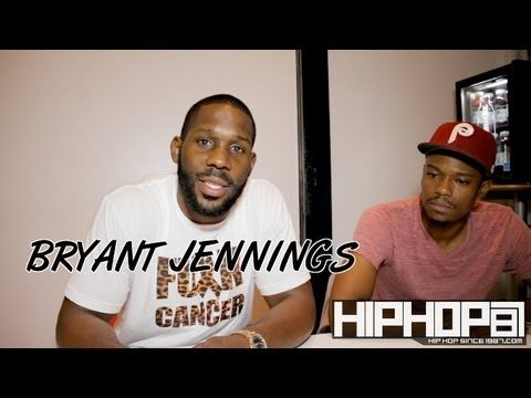 Heavyweight Boxer Bryant Jennings sits Down with HHS1987