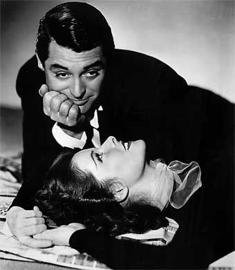 Cary Grant and ....Katherine?