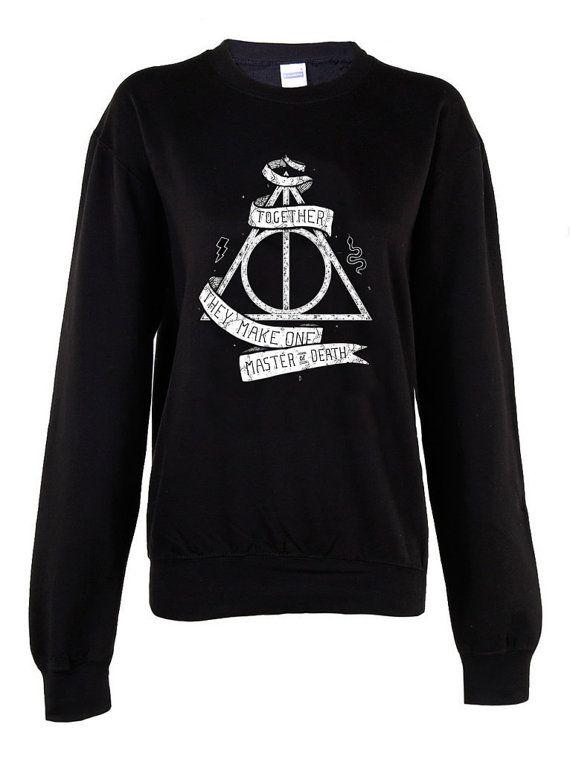 Harry Potter Hogwarts Logo meester van de dood door TENNERLONDON
