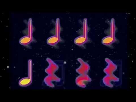 La guerra de las galaxias- acompañamiento rítmico