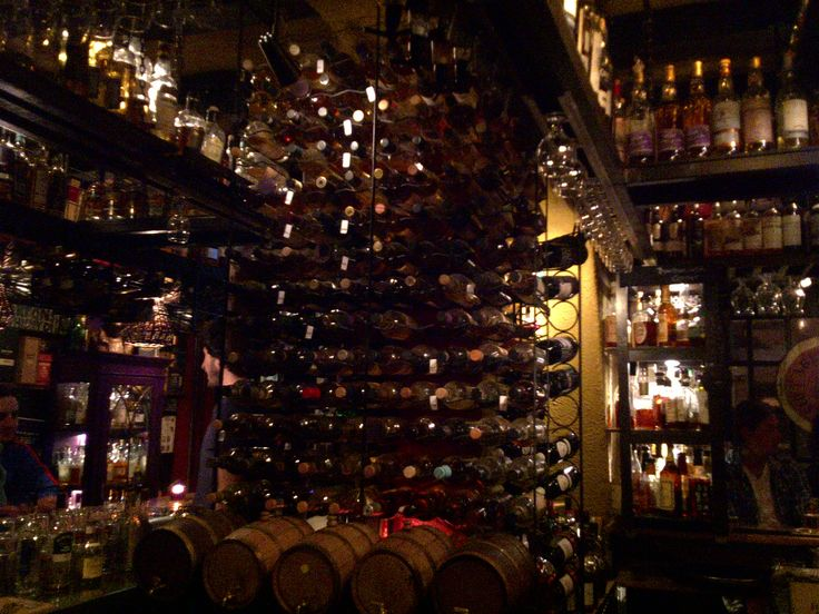 Best bar in Amsterdam: the L and B Whiskey bar