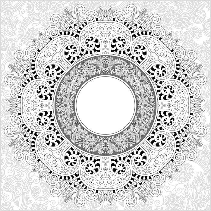 1001 Coole Mandalas Zum Ausdrucken Und Ausmalen Mandala Malvorlagen Mandala Malen Anleitung Mandala Blumen
