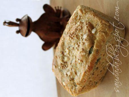 Dukan Brot mit Kräutern