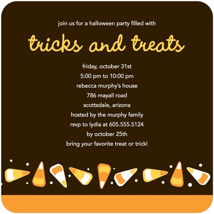 25 best images about Invitation Ideas – Halloween Party Invitations Ideas