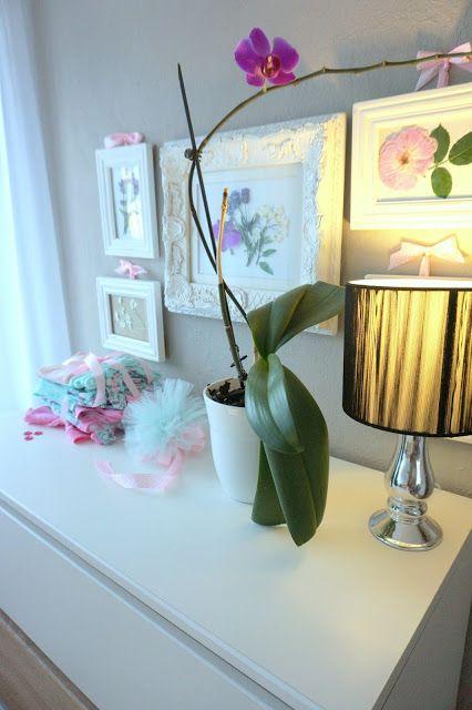 My Little Fabric: Kwiatuszkowe love