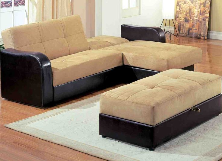 Elegant L Shape Sofa Bed