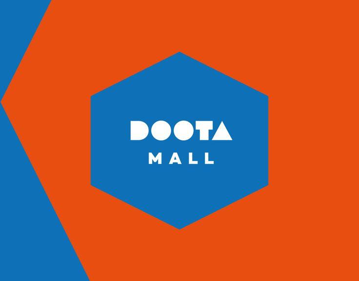 """다음 @Behance 프로젝트 확인: """"DOOTA Mall Brand eXperience Design Renewal"""" https://www.behance.net/gallery/42214207/DOOTA-Mall-Brand-eXperience-Design-Renewal"""