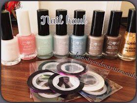 Nail polish haul!!!