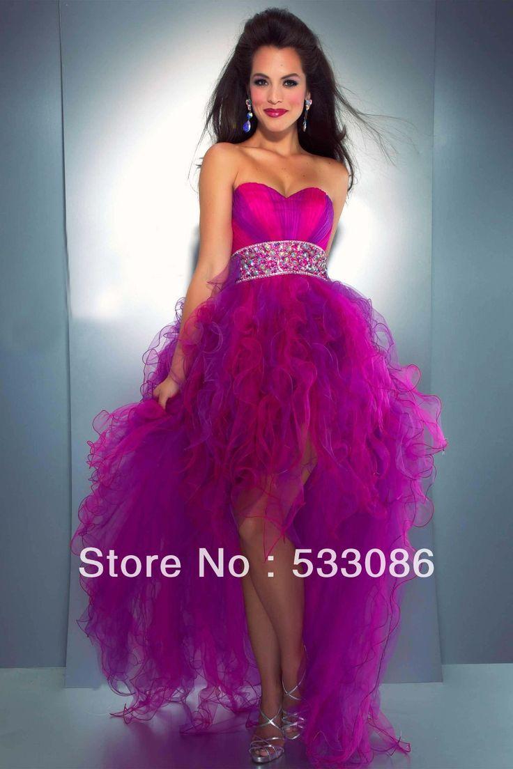 Mejores 503 imágenes de Prom Dresses en Pinterest | Baile de ...