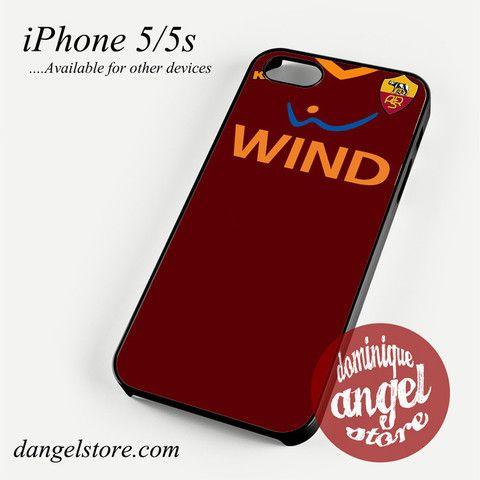 as roma jersey Phone case for iPhone 4/4s/5/5c/5s/6/6s/6 plus