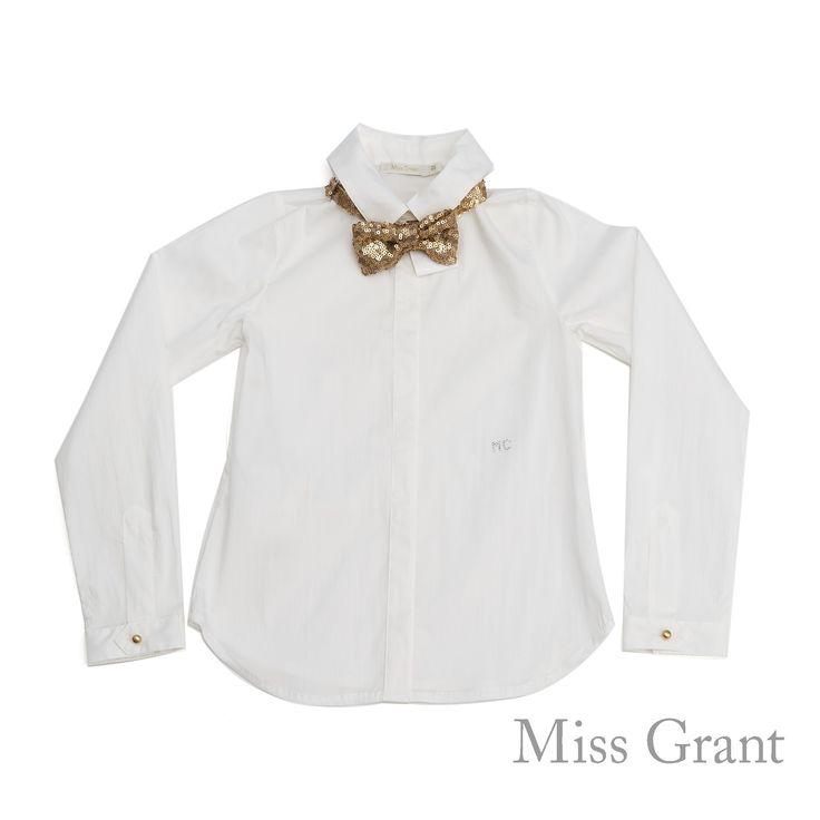 Miss Grant - Camicia bambina