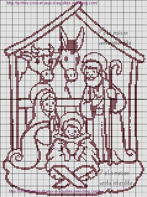Crèche - Nativity -