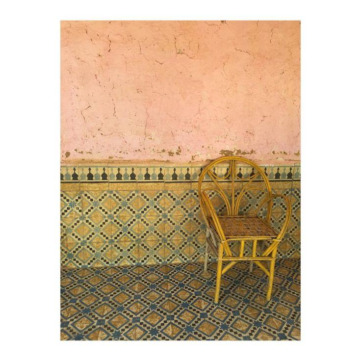 extrieur marocain patio carrelages fauteuil sige - Carrelages Pour Chambre De Fille En Algerie