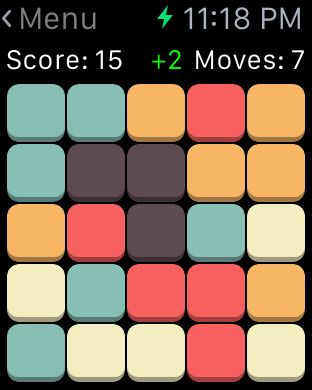 GeoBlocks - The Puzzle Game for your Watch and Phone by Stefan Kogler
