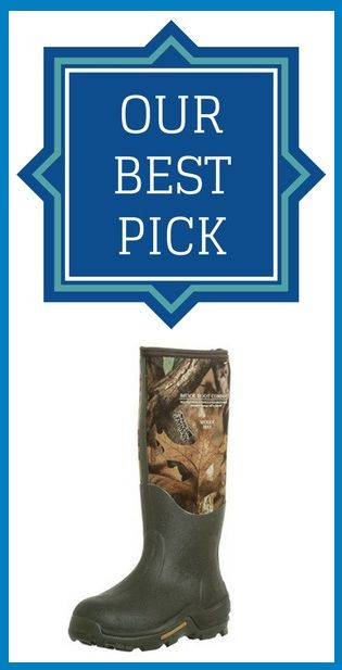 Best Warmest Hunting Boots 2017 - Reviews & Buyer's Guide