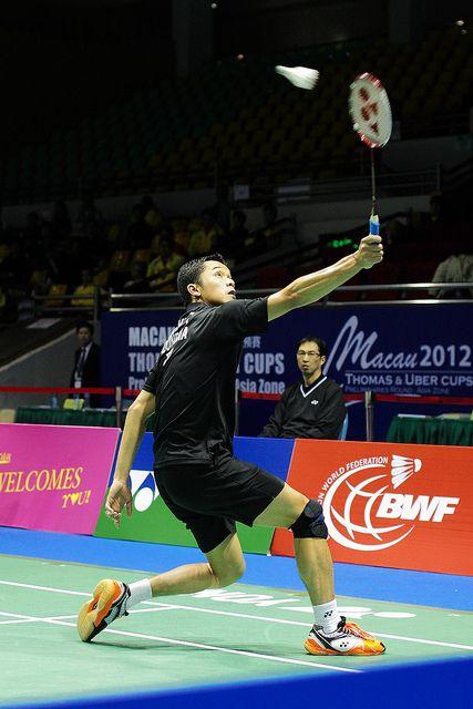 Taufik Hidayat - Backhand Genius. | Sports Players ...