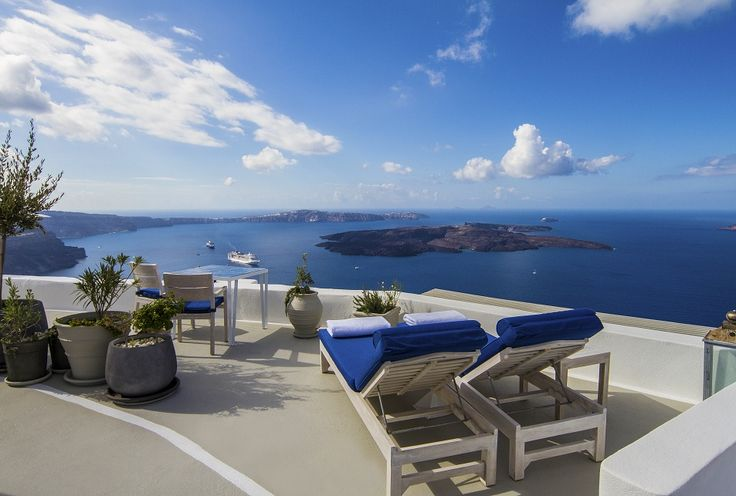 Would you like to be at Iconic Santorini right now?