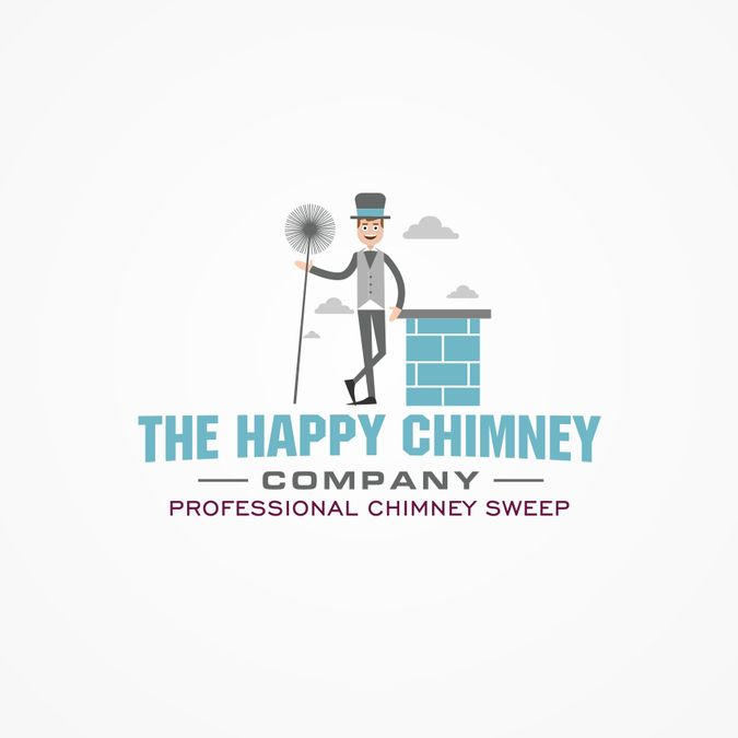 Design a hipster - funky Chimney Sweep website! by exnov™