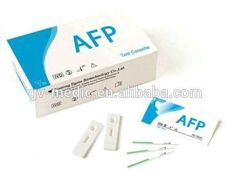 Diagnostic alpha-fetoprotein AFP test kits/Rapid AFP test