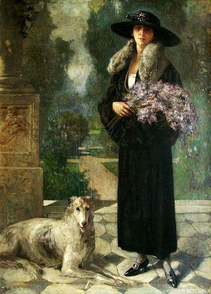 Nicolae Vermont (1866-1932) - Portret de femeie (Portrait of A Woman)