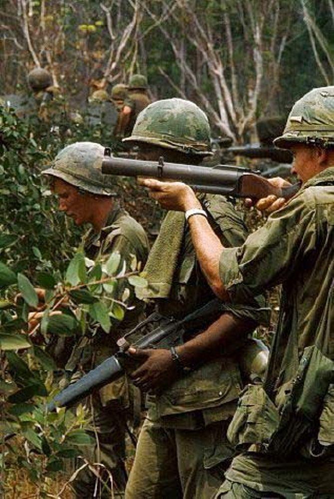 M-79 Grenade Launcher.