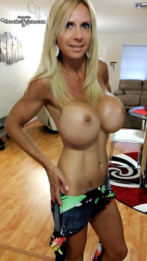 Amazing fitness blonde makes him cum over 6