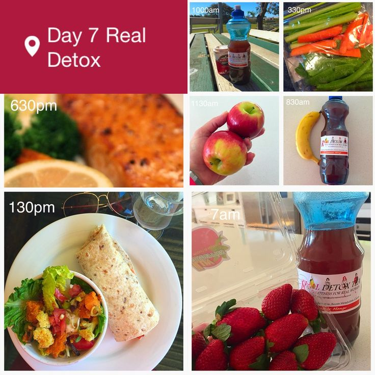 A wrap of of day 7 following the Real Detox Plan.  Check out the blog for great detox, weight loss and motivational tips...www.realfitnessforrealwomen.com.au