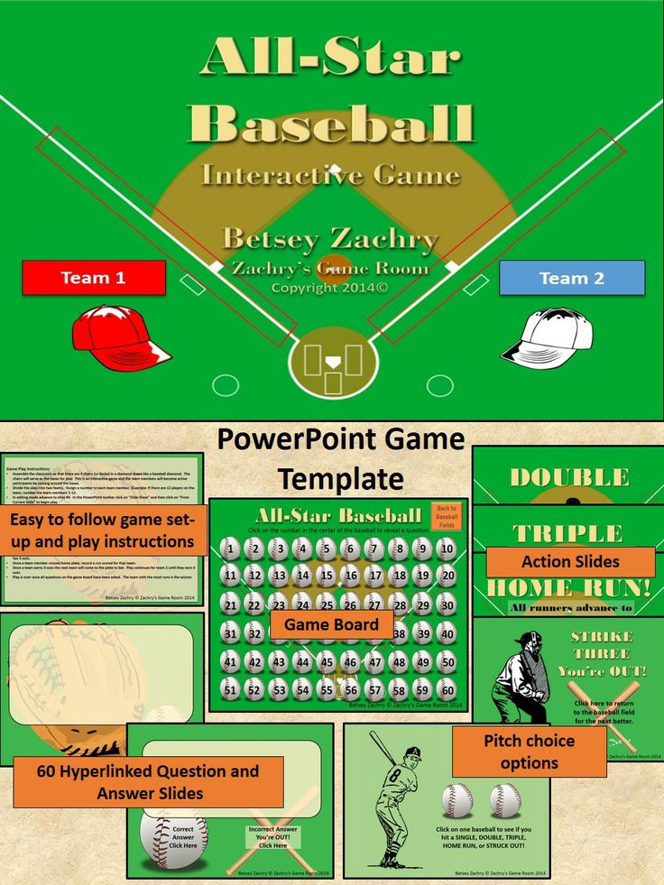 14 Best Powerpoint Game Templates Images On Pinterest | Classroom