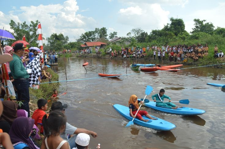Parit Nenas Kalimantan Barat