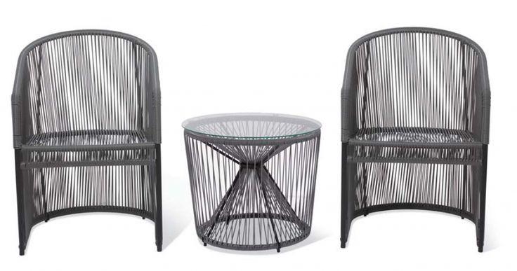 Dorado Side Table - дизайнерский журнальный столик. Уличная мебель. Разные расцветки. #стол #уличная #мебель