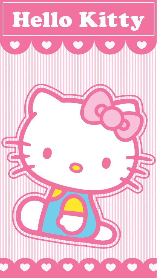 Hello kitty iphone wallpaper i LOVE H K! Pinterest