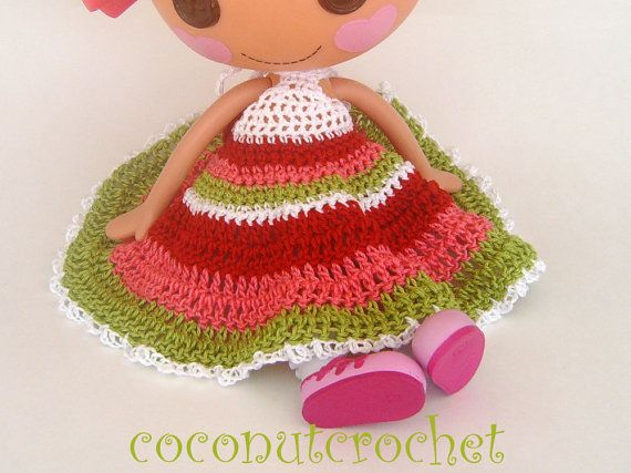 Amigurumi Doll Lalaloopsy Pattern : Best corolle les cheries images doll clothes