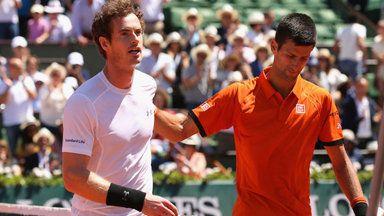 Novak Djokovic пробился в финал