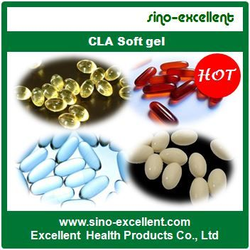 Best Seller CLA Softgel - China Manufacturer http://www.sino-excellent.com/herbal-extract/4144511.html