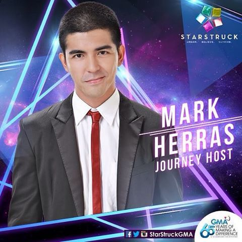 This is one of my other favourite multi-talented Kapuso artists, Mark Herras. He was the Ultimate Male Survivor of Starstruck's Season 1 from 2003 to 2004; and he's currently a talent of GMA Network and GMA Artist Center as an actor, dancer, choreographer, fashion model, and commercial model. He also was a journey host for StarStruck Season 6. #Starstruck #GMAStarstruck #MarkHerras
