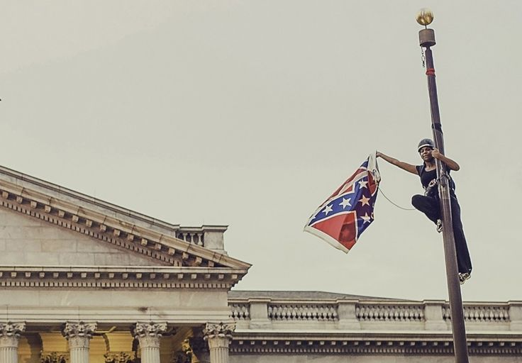 In taking down the Confederate flag, why Bree Newsome's biblical quote matters - The Washington Post