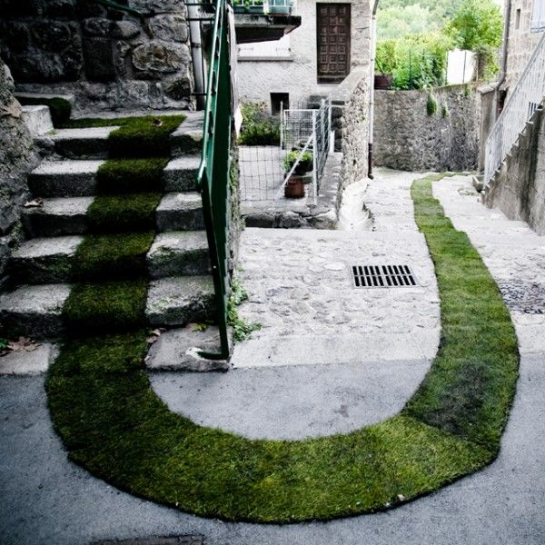 follow the astroturf road
