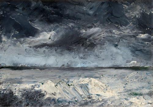 August Strindberg, Packis i Straden, 1892
