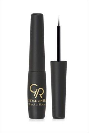 Kadın Golden Rose Metalik Siyah Eyeliner - Style Liner No: 14 || Metalik Siyah Eyeliner - Style Liner No: 14 Golden Rose Unisex                        http://www.1001stil.com/urun/4178058/golden-rose-metalik-siyah-eyeliner-style-liner-no-14.html?utm_campaign=Trendyol&utm_source=pinterest