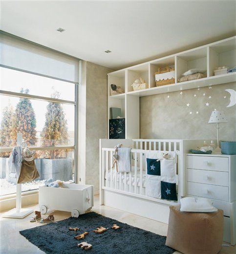 10 best ideas about decoraci n del dormitorio gris en for Cuando empezar a preparar la habitacion del bebe