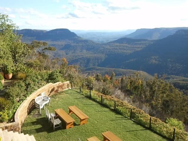 Echoes Boutique Hotel Restaurant Blue Mountains Katoomba Australia