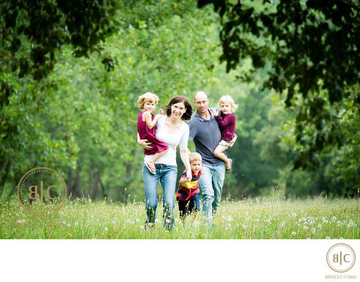 Bridget Corke Photography - Natural Light Family Shoot in Delta Park: